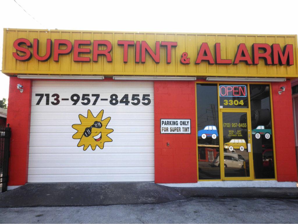 Car Window Tinting Shop